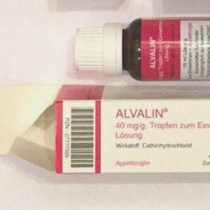 Name: Alvalin Dosage: 40mg/g Package: 15 mL Bottle