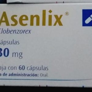 Name: Asenlix Dosage:30mg Package:60 Capsules pack