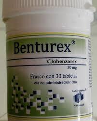 Name: Benturex Dosage:30mg Package:30 Tablets pack