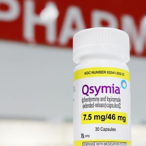 Name: Qsymia Dosage: 7.5mg/46mg Package: 30 Capsules per box