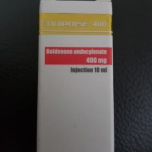 Name: Equipoise Manufactured: Meditech Basic substance: Boldenone Undecylenate Package: 10 ml Vial
